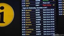 Ada Persoalan AC, Garuda London-Jakarta Batal Terbang