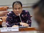 Ketua MK Disanksi Dewan Etik, Komisi III Kembali Tepis Ada Lobi-lobi
