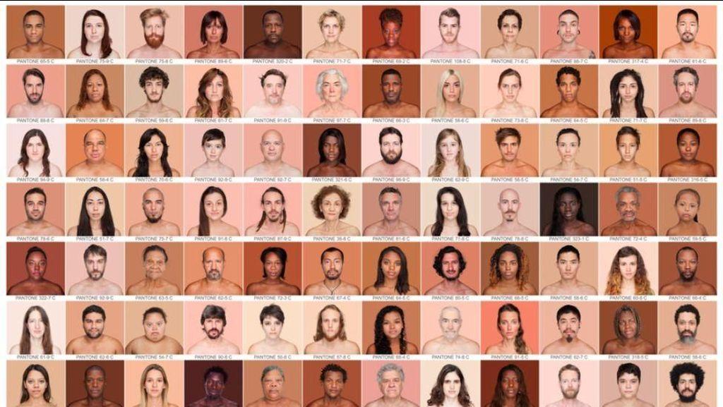 Jepret Ribuan Orang di 17 Negara, Fotografer Brasil Bikin Proyek soal Ras