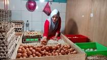 Akhir Tahun, Harga Telur dan Cabai Merah di Bandung Naik