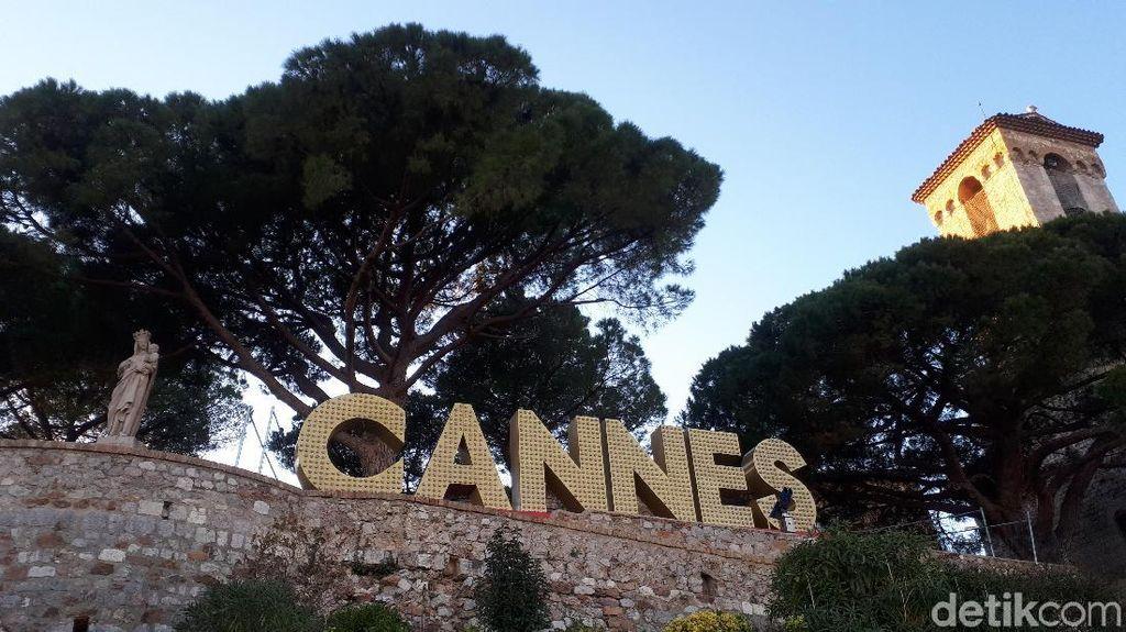 Cannes, Kota yang Hidup dari Film