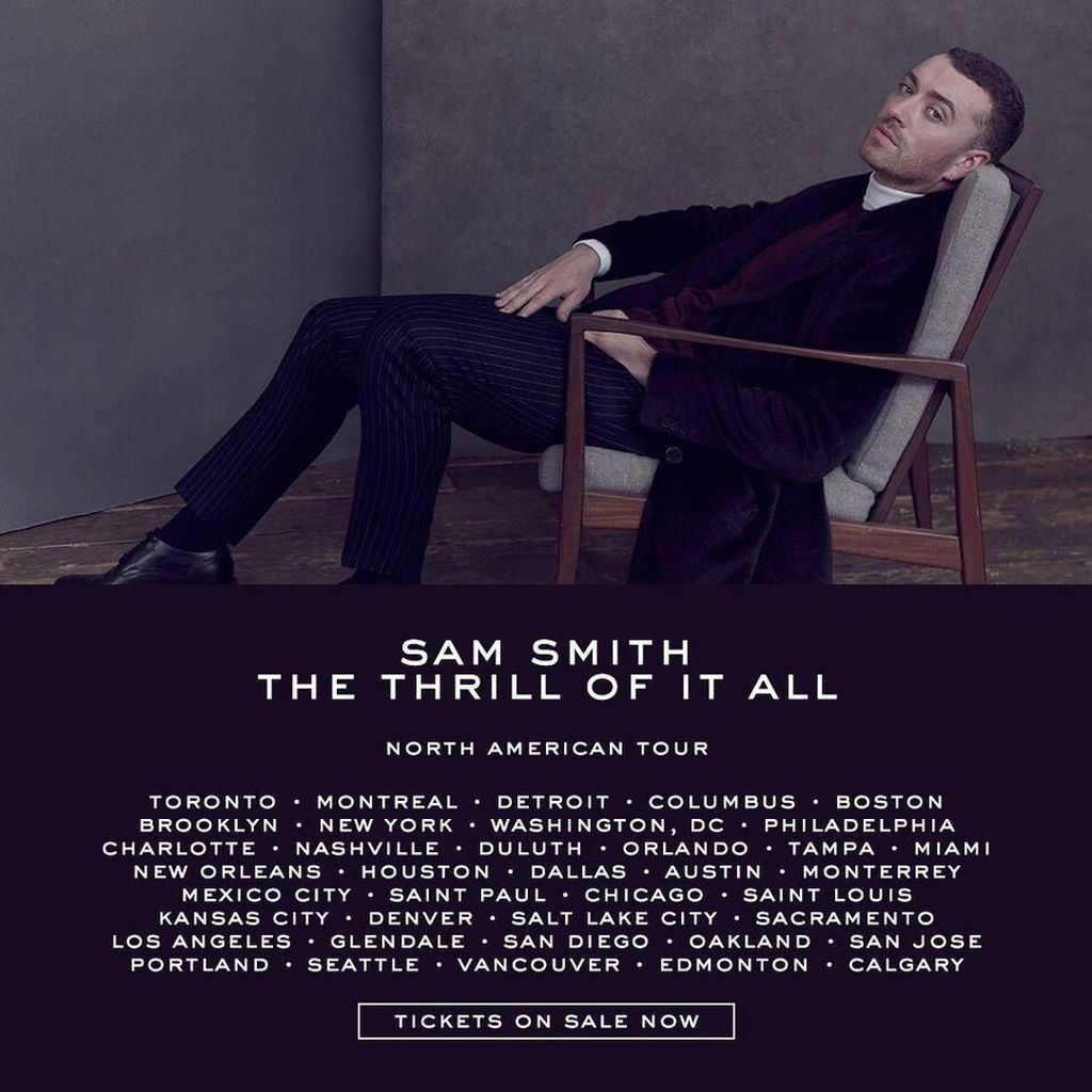 The Thrill of It All: Kegetiran Sam Smith