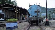 Ada di Sawahlunto, Ini Saudara Museum Kereta Ambarawa