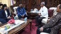 Silaturahmi ke PP Muhammadiyah, NasDem Bicara Dukungan ke Jokowi