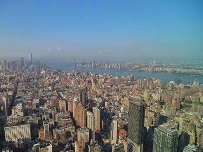 New York dari Lantai 102