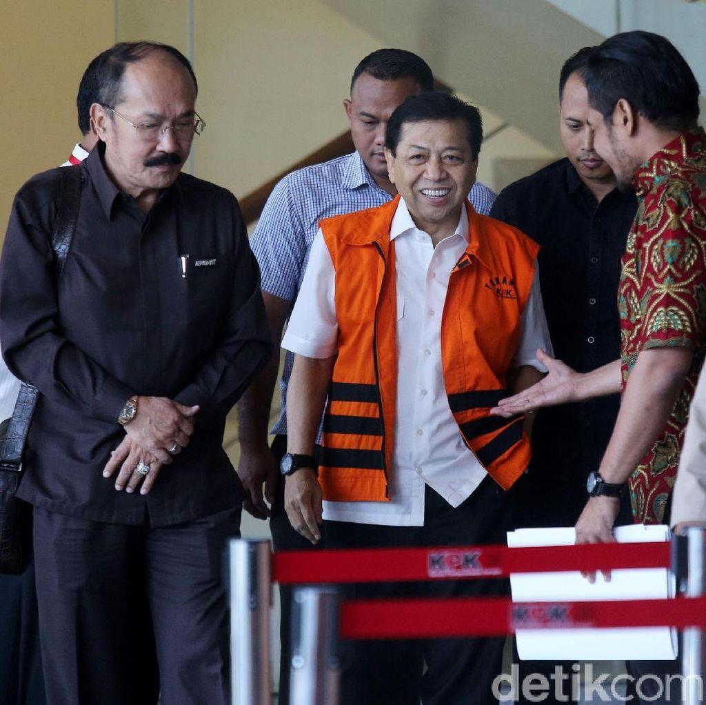 Orang-orang Pilihan Novanto: Idrus, Yahya Zaini, Aziz Syamsuddin