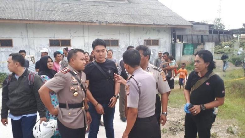 Mayat Gosong di Karawang Diduga Dimutilasi Terlebih Dahulu