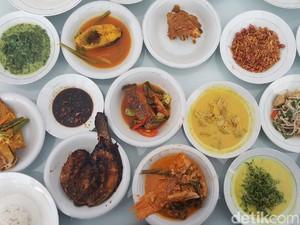 RM Padang Lawas: Di Sini Bisa Makan Hidangan Mandailing yang Sedap Unik