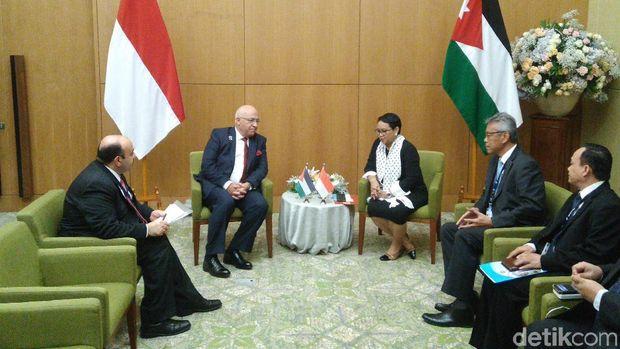 Indonesia, Qatar dan Yordania Bangun Kekuatan Dukung Palestina
