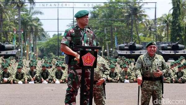 Ini Pesan Jenderal Gatot pada Prajurit TNI Jelang Tahun Politik