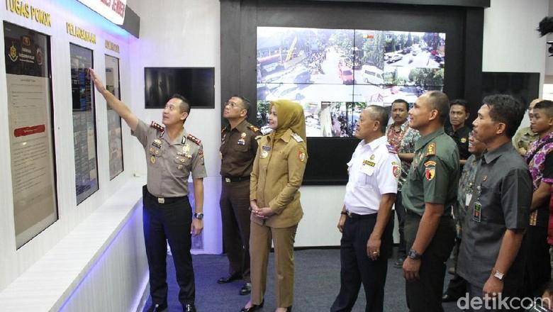 216 CCTV di Jember Siap Intai Bandit Jalanan