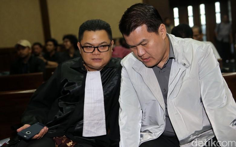 Lewat Pleidoi, Pengacara Bantah Andi Beri Uang ke Ganjar Pranowo