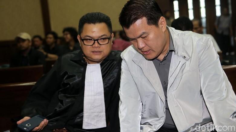 Ungkap Peran Setya Novanto, JC Andi Narogong Dikabulkan KPK