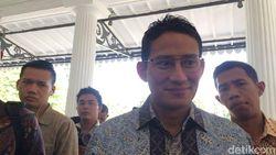 Sandi ke Warga: Penataan Kp Akuarium, Nanti Pak Anies yang Pegang