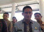 Sandi: Saya Diimbau Prabowo Bantu Sudrajat di Pilgub Jabar