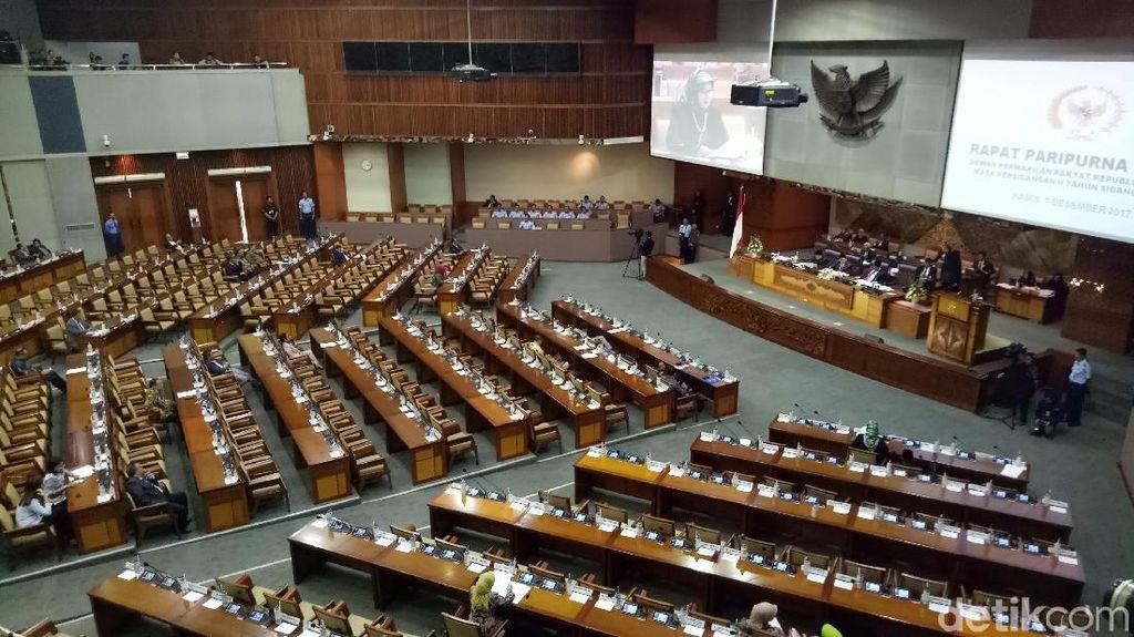 DPR Resmikan Alat Kelengkapan Dewan Baru, Apa Itu?