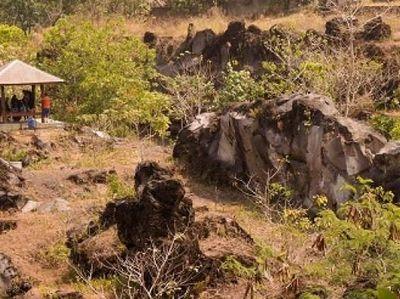 Mungkin Cuma Kuningan yang Punya, Hutan dari Batu