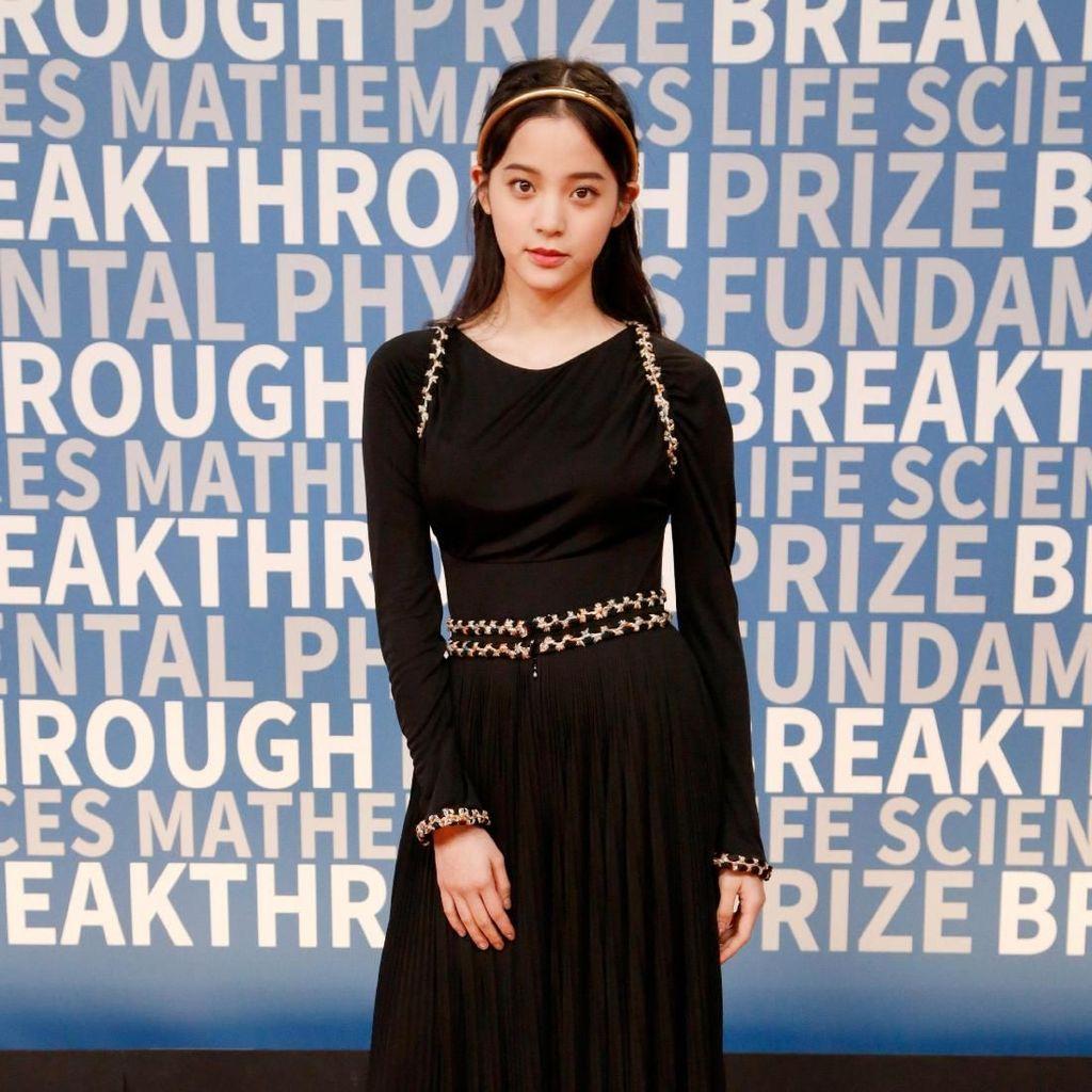 Ouyang Nana, Musisi Remaja Taiwan yang Tampil Bareng Wiz Khalifa