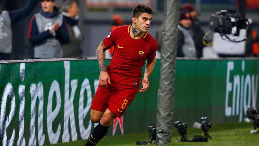 Roma Perpanjang Kontrak Perotti
