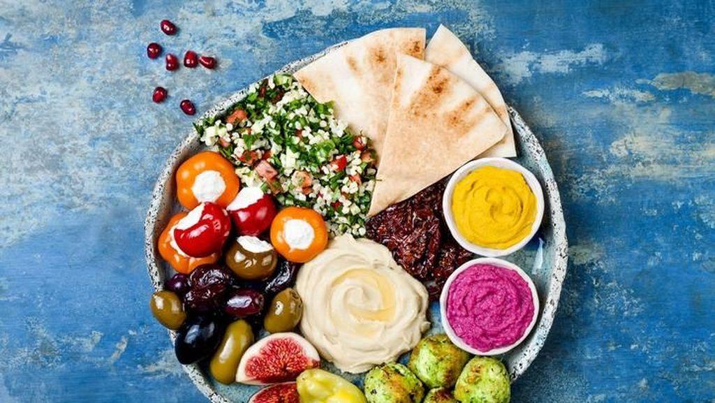 Yuk Intip, Camilan hingga Minuman Enak Kesukaan Orang Palestina!