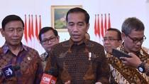 Jokowi: Penegakan HAM Belum Bisa Tuntas Diselesaikan