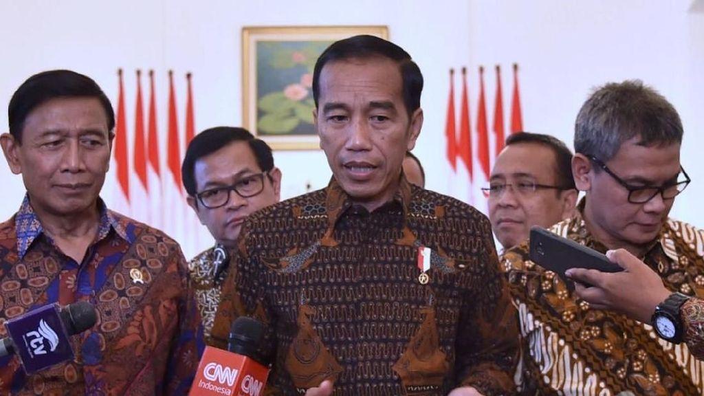 Jokowi: Selamat Hari Buruh Migran Sedunia