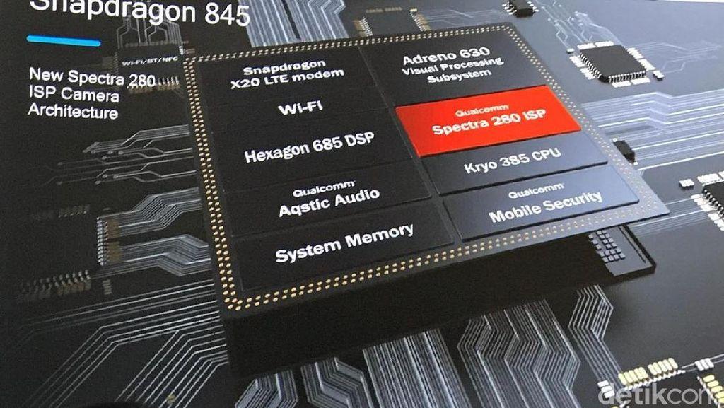 Snapdragon 845 Punya Prosesor Keamanan Sendiri