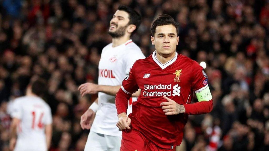 Carragher, Coutinho, dan Telepon dari Barcelona