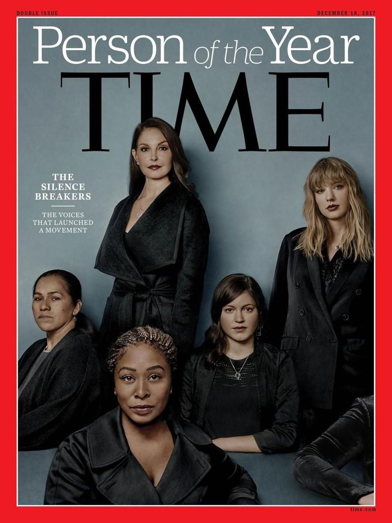 Korban Pelecehan Seksual Jadi TIME Person of The Year 2017