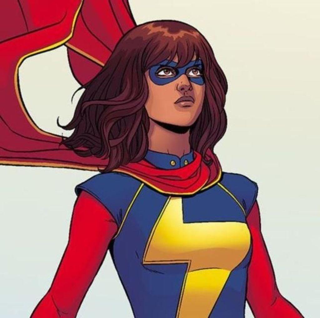 Marvel juga Ciptakan Tokoh Superhero Islam