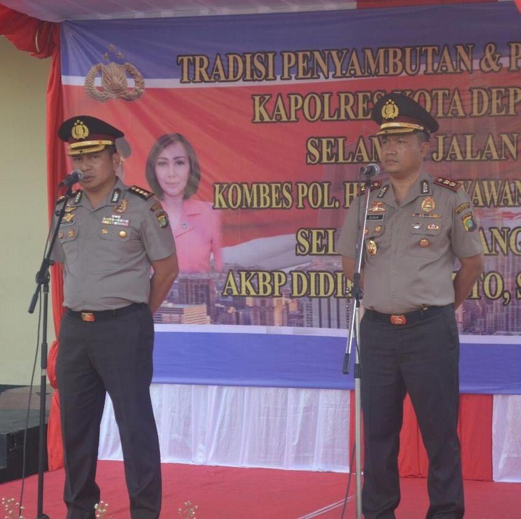 Eks Walkot Depok Nur Mahmudi Diperiksa soal Korupsi Jalan