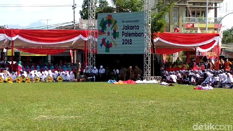 4.000 Pemuda Indonesia Hadiri Puncak Kirab Nusantara