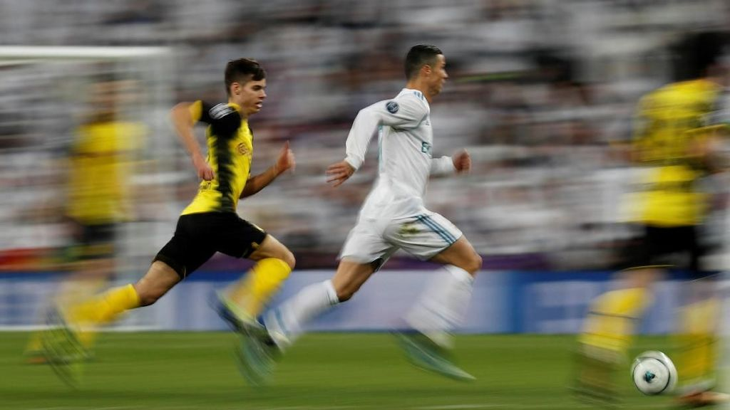 Madrid Akhiri Fase Grup dengan Kemenangan atas Dortmund