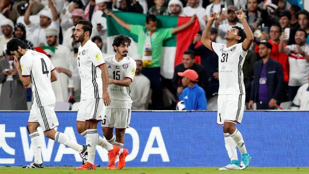 Piala Dunia Antarklub Dimulai, Al-Jazira Lolos ke Perempatfinal