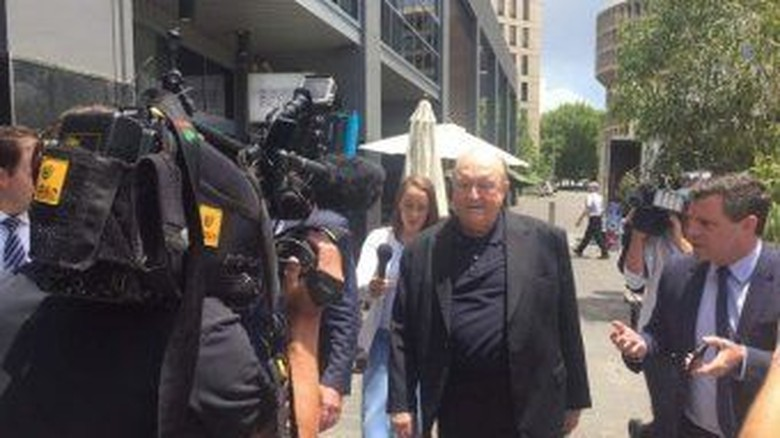 Uskup Agung Adelaide Jalani Persidangan di NSW