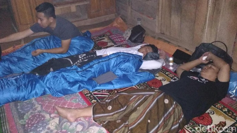 Ngantor di Ini Cara Wabup - Trenggalek di desa yang dijalankan Wakil Bupati Mochammad Nur Arifin terus Kali ini wabup memilih untuk menginap di