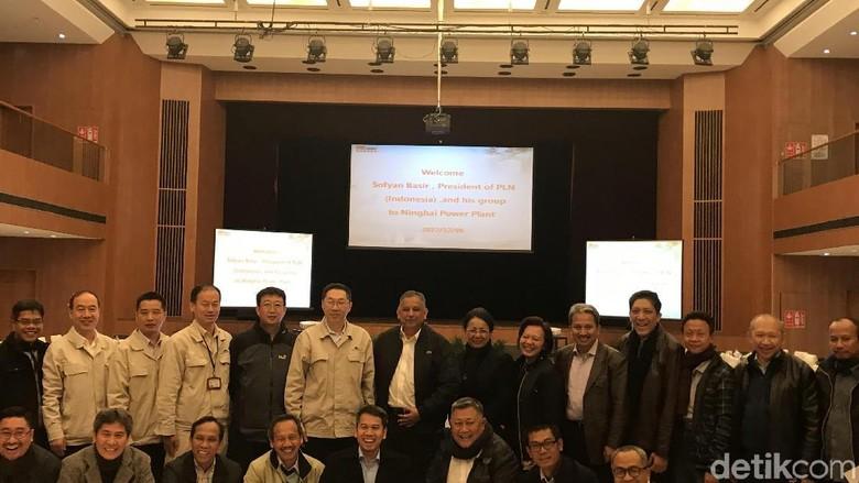PLTU Jawa 7 Harus Beres 2019, Dirut PLN Terbang ke China