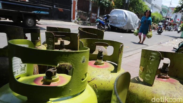 Ada yang Jual Elpiji 3 Kg Rp 25.000, Pertamina: Itu Oknum