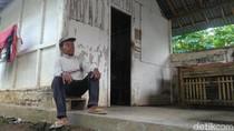 Mbah Waki, Hidup Sendirian di Bekas Penyimpanan Keranda Mayat
