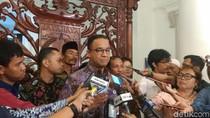 Anies Imbau Warga Antisipasi Hujan Lebat Guyur Jakarta
