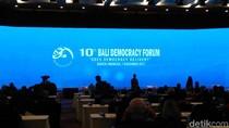 Bersama Menlu, Wapres JK Hadiri Bali Democracy Forum