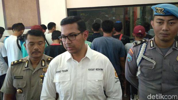 Kasat Reskrim Polres Jakarta Selatan AKBP Bismo Teguh