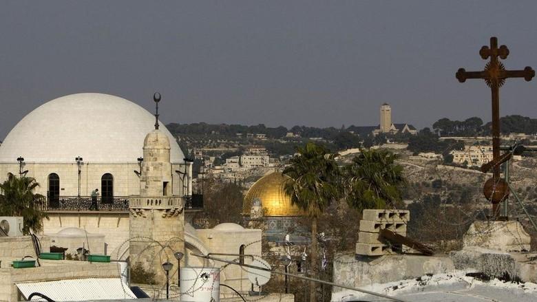 Surat Terbuka Kepala Gereja-gereja di Yerusalem untuk Trump