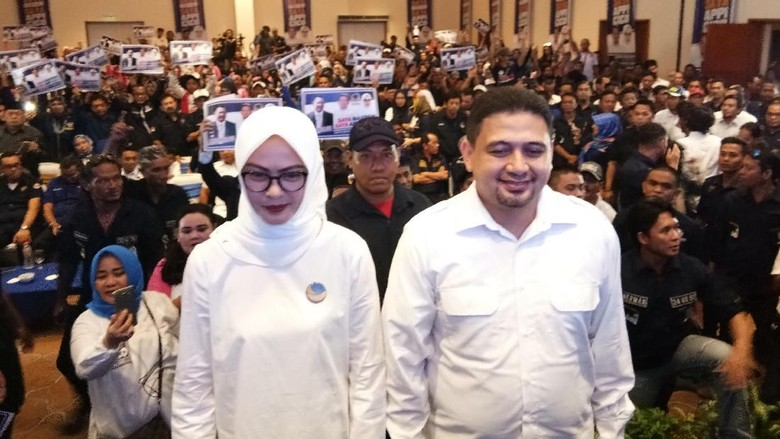 NasDem Resmi Usung CEO PSM di Pilwalkot Makassar