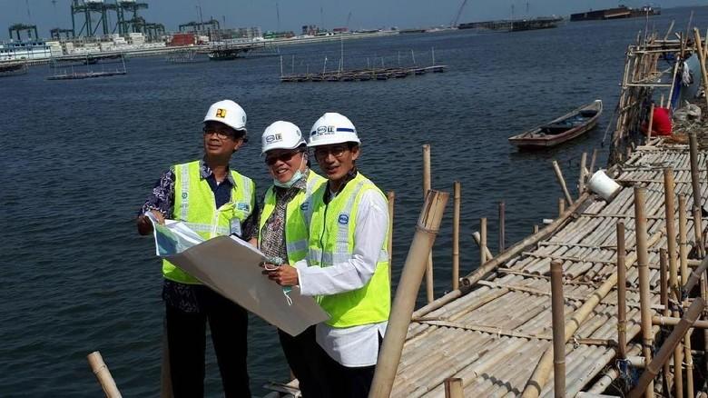 Kepala Bappenas ke Sandi Uno: Jakarta Terancam Tenggelam di 2030