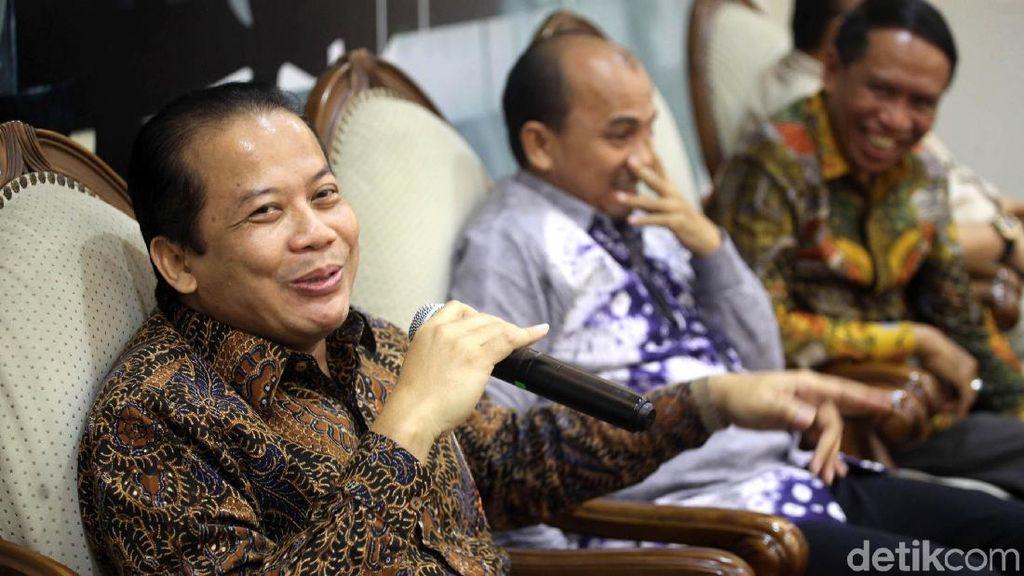 Beri Dukungan untuk HMN, Pimpinan DPR Soroti soal Hak Cipta