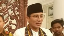 Tanggapi Bang Japar, Sandiaga Minta DWP Angkat Budaya Lokal