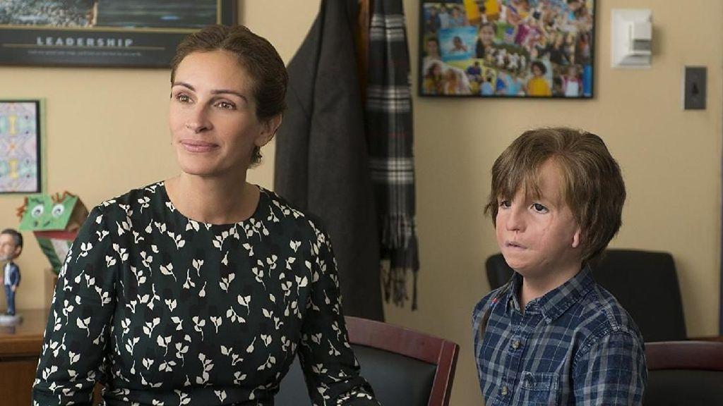 Terlibat dalam Wonder, Julia Roberts Angkat Bicara Soal Bullying