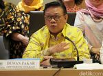 Agung Laksono Nilai Bamsoet Calon Terkuat Ganti Novanto di DPR