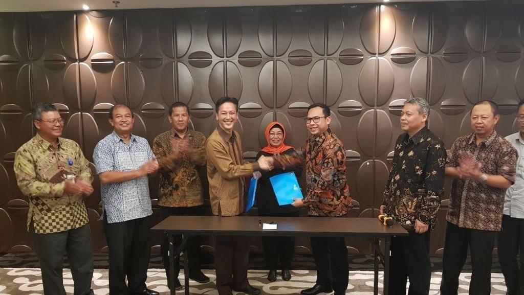 PGN akan Pasok Gas Bumi ke Kawasan Ekonomi Khusus Sukabumi